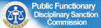 Public Functionary Disciplinary Sanction Commission