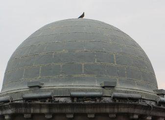衛塔之圓形穹頂結構