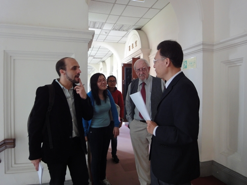 FIDH visits to discuss HR issues